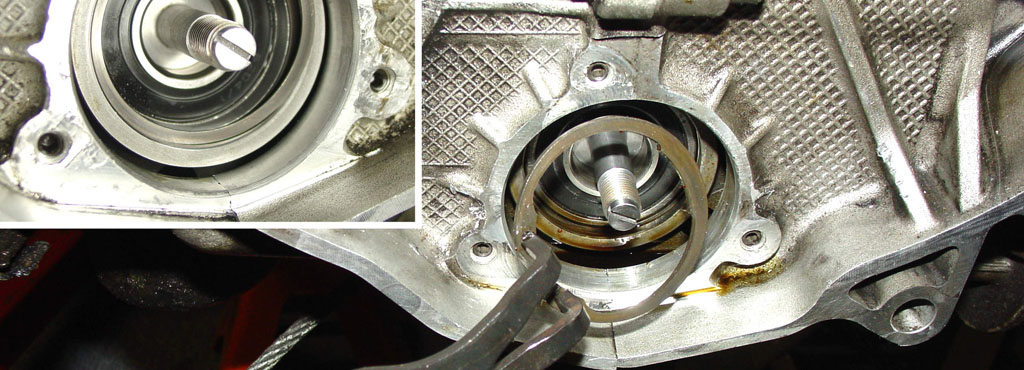 IMS Bearings on a M96 and M97 engine   F1 Imports & Exotics in Naples, Florida a Luxury, Highline and Exotic Car Automotive Service and Repair Center Ferrari Repairs Naples